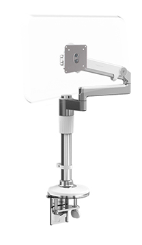 Ergonomic computer monitor arm